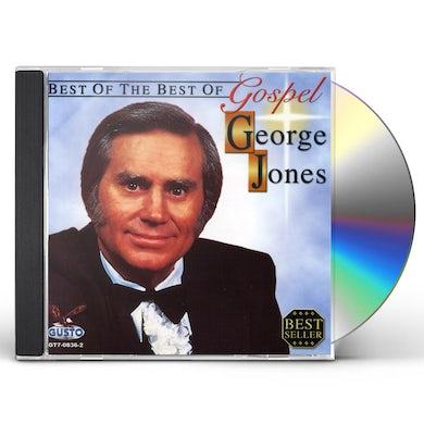 George Jones BEST OF THE BEST OF CD