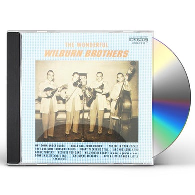 WONDERFUL WILBURN BROTHERS CD