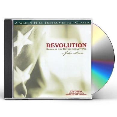 John Mock REVOLUTION: SONGS OF THE REVOLUTIONARY WAR CD