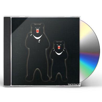 Merzbow MERZBEAR CD
