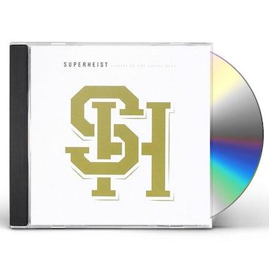 Superheist GHOSTS OF THE SOCIAL DEAD CD