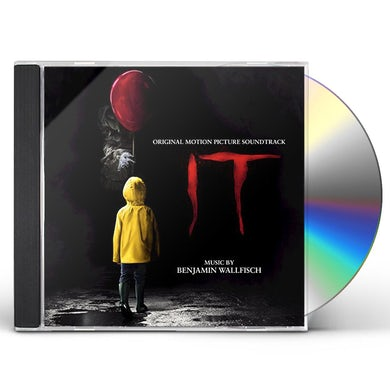 Benjamin Wallfisch IT / Original Soundtrack CD