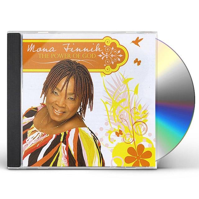 Mona Finnih POWER OF GOD CD