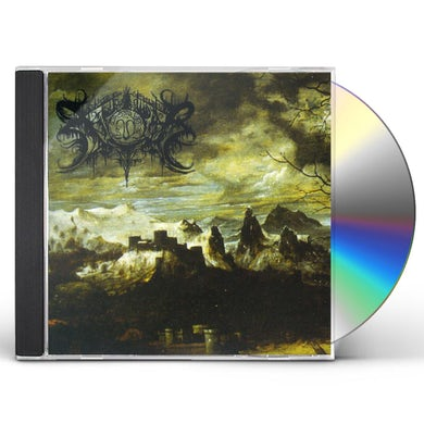 Xasthur GATE THROUGH BLOODSTAINED MIRRORS CD