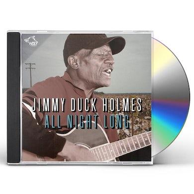 Jimmy Duck Holmes ALL NIGHT LONG CD