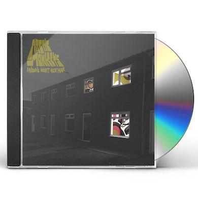 Arctic Monkeys FAVOURITE WORST NIGHTMARE CD