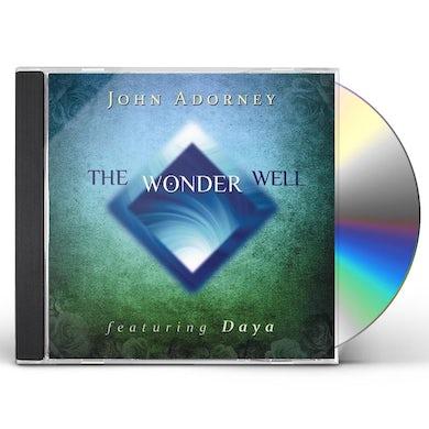 John Adorney WONDER WELL CD