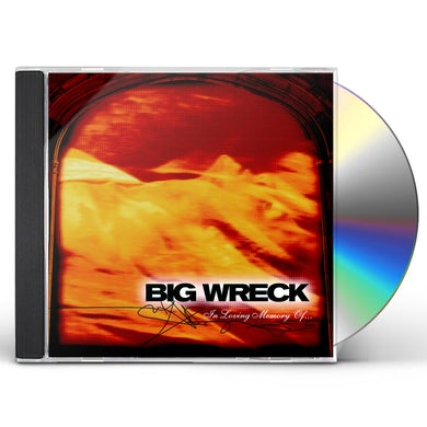 Big Wreck IN LOVING MEMORY OF - 20TH ANNIVERSARY SPECIAL ED. CD