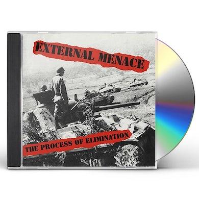 External Menace PROCESS OF ELIMINATION CD
