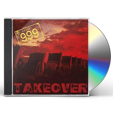 999 TAKEOVER CD