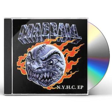 Madball NYHC CD