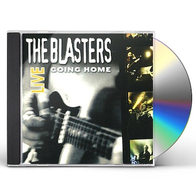 Blasters GOING HOME LIVE CD
