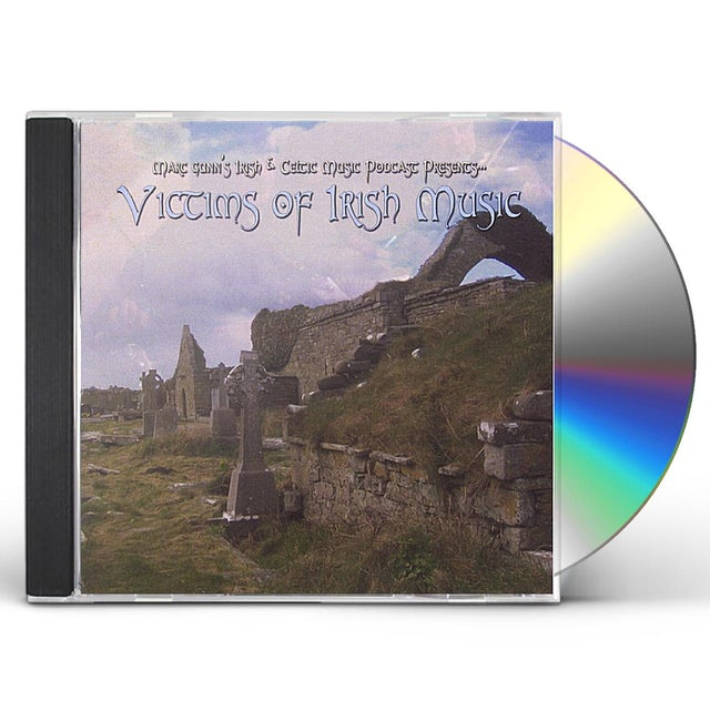 Marc Gunn VICTIMS OF IRISH MUSIC CD