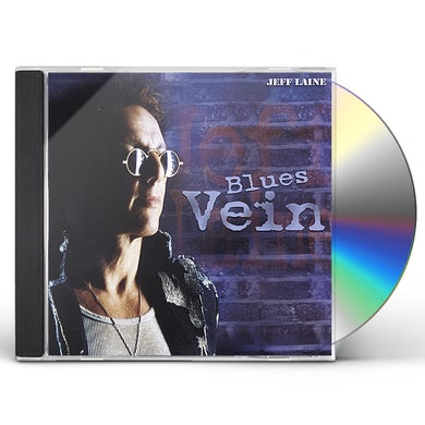 jeff laine BLUES VEIN CD