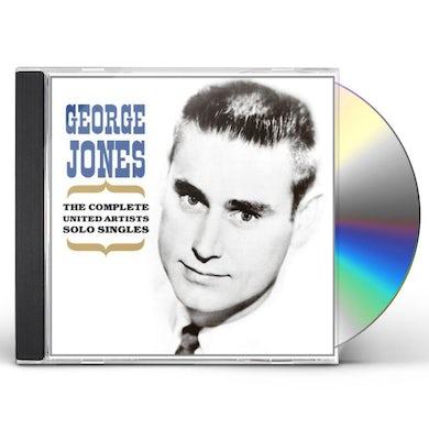 George Jones COMPLETE UNITED ARTISTS SOLO SINGLES CD