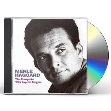 Merle Haggard COMPLETE 60'S CAPITOL SINGLES CD