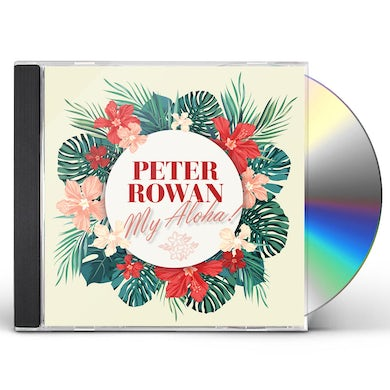 Peter Rowan MY ALOHA CD