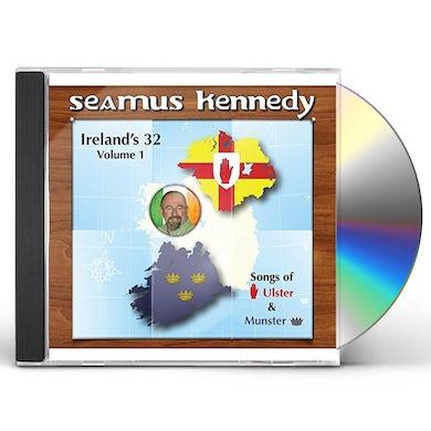 Seamus Kennedy IRELAND'S 32: 1 CD