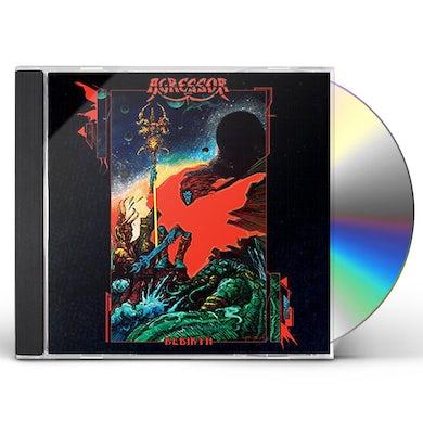 Agressor REBIRTH CD