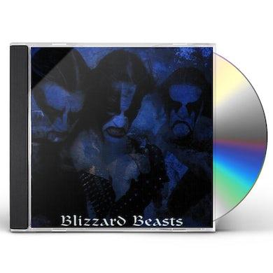 Immortal BLIZZARD BEASTS CD