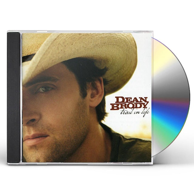 Dean Brody TRAIL IN LIFE CD