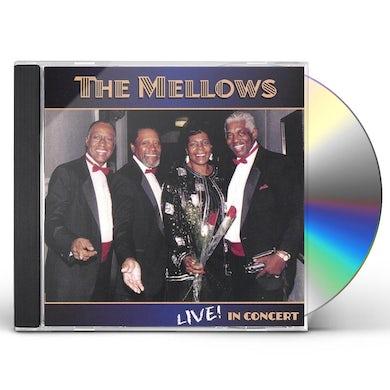 Mellows LIVE! CD