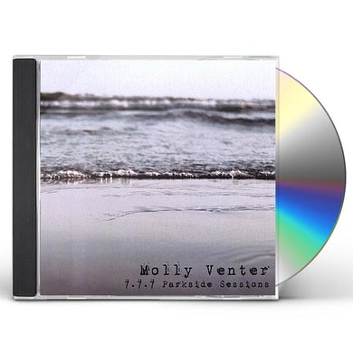 Molly Venter 7.7.7 PARKSIDE SESSIONS CD