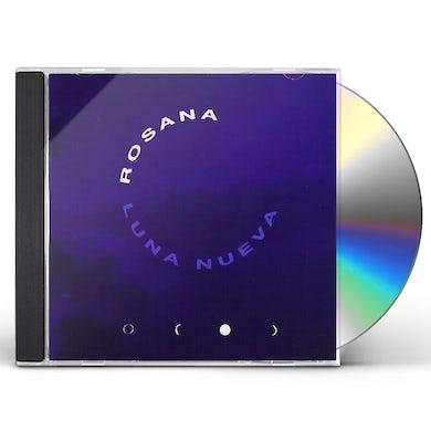 Rosana LUNA NUEVA CD