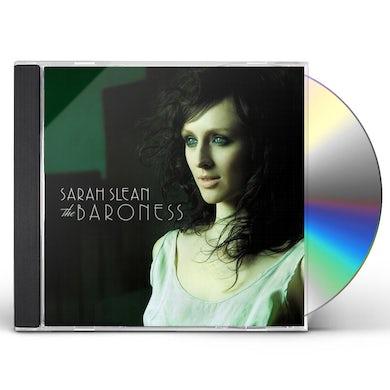 Sarah Slean BARONESS CD