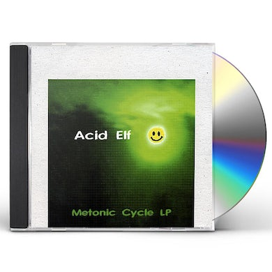 Acid Elf METONIC CYCLE LP CD