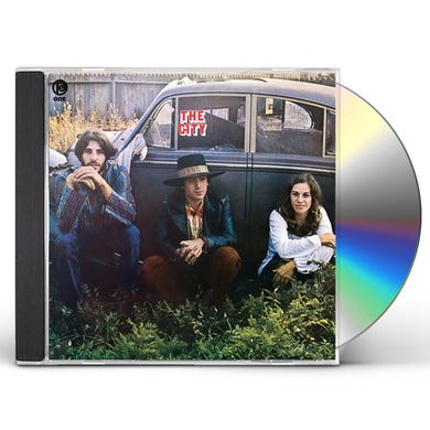 City NOW THAT EVERYTHING'S BEEN SAID CD