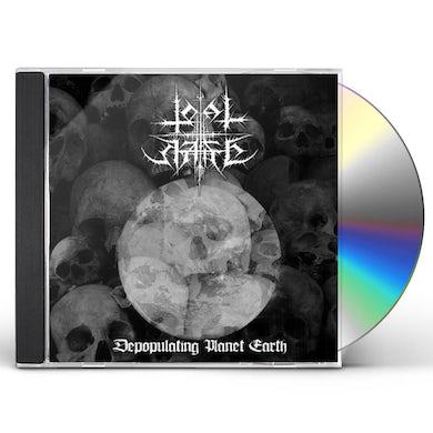 TOTAL HATE DEPOPULATING PLANET EARTH CD
