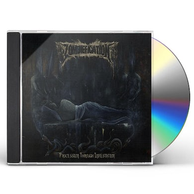 ZOMBIEFICATION PROCESSION THROUGH INFESTATION CD