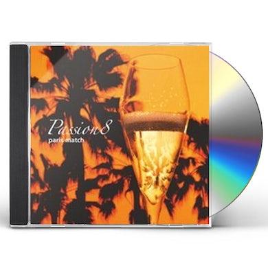 Paris Match PASSION 8 CD