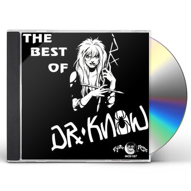 Dr. Know BEST OF CD