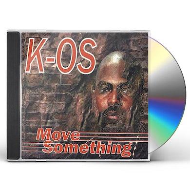 K-Os MOVE SOMETHING CD