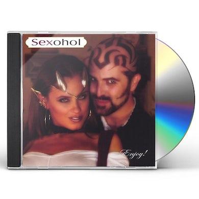 Sexohol ENJOY! CD