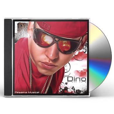 dino PESAERA MUSICAL CD