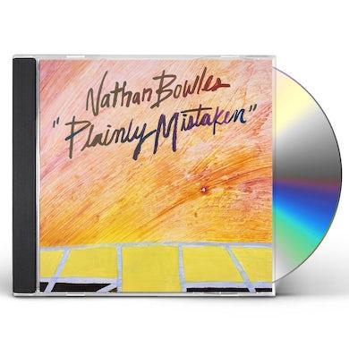 PLAINLY MISTAKEN CD