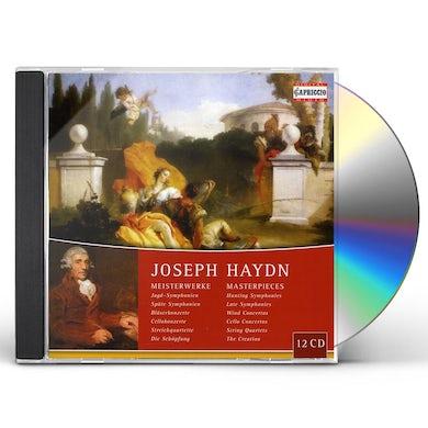 Haydn MASTERPIECES CD