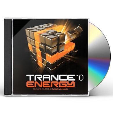 Sander Van Doorn TRANCE ENERGY 10 CD