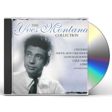 YVES MONTAND COLLECTION CD