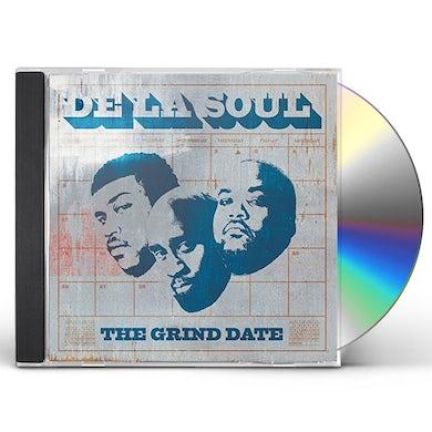 De La Soul GRIND DATE CD