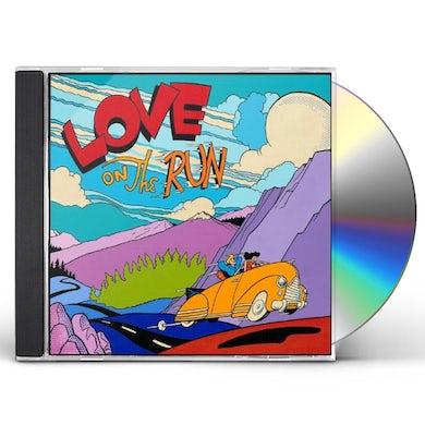 Serenity LOVE ON THE RUN CD