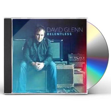 David Glenn RELENTLESS CD