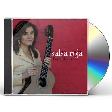 Berta Rojas SALSA ROJA CD