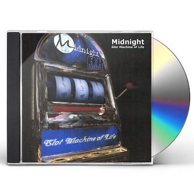 Midnight SLOT MACHINE OF LIFE CD