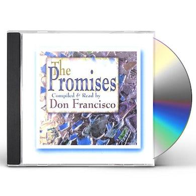 Don Francisco PROMISES CD