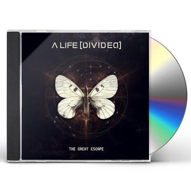 Life Divided GREAT ESCAPE CD