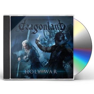Dragonland HOLY WAR CD